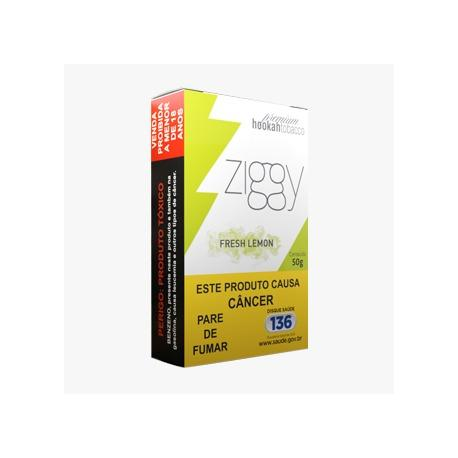 Ziggy Fresh Lemon 50g