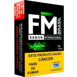 FM Brasil Lemon mint 50g