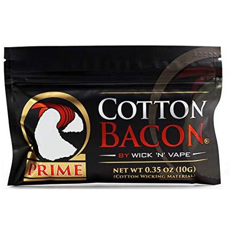 Cotton Vape Bacon Prime pack c/10