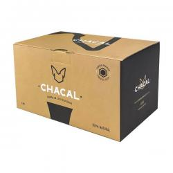 Carvão Chacal 1kg Hexagonal