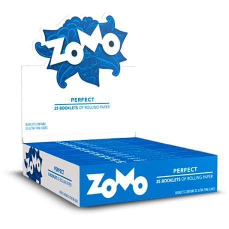 Zomo paper Perfect c/25 livreto x 33p